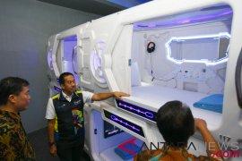 Hotel kapsul Bandara Soekarno-Hatta raih Guest Review Award 2018