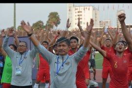 Pelatih Indra Sjafri: Saya selalu beri kesejukan di tengah kepahitan
