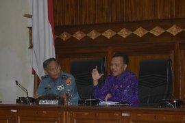 Sekda Bali Paparkan Kesiapsiagaan Hadapi Bencana