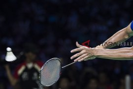 Final Djarum Superliga Badminton 2019 putra
