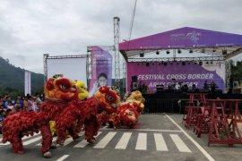 "Pertunjukan Barongsai Yonkav 12/BC mampu ""hipnotis"" pengunjung festival"