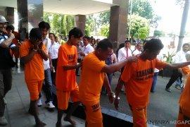 Polisi tangkap 13 pencuri kendaraan bermotor di Karawang