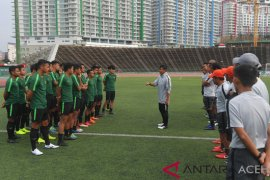 "Penggawa Garuda Muda diminta waspadai serangan ""Switch play"" Thailand"