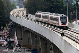 Mulai 11 Juni warga Jakarta sudah bisa mencoba LRT