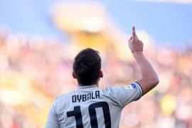 Manchester United bujuk Paulo Dybala