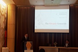 Kedubes Azerbaijan mengampanyekan keadilan untuk Khojaly