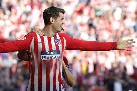 Morata borong dua gol saat Atletico benamkan Sociedad