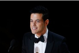 "Rami Malek tak ingin perankan teroris di film ""James Bond"""