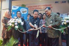 Badan Standardisasi Nasional resmikan kantor layanan di Bekasi