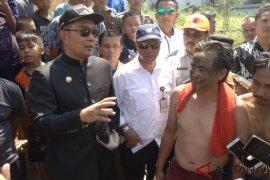 Warga terdampak banjir sampaikan keluhan kepada Ridwan Kamil