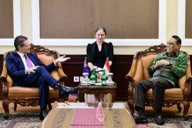Indonesia-Australia tingkatkan kerja sama kualitas aparatur
