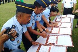 Kemenkumham Bali-petugas LP Kerobokan bangun zona integritas