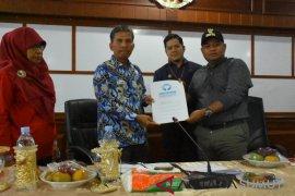 Kepatuhan pelayan publik Pemkot Tanjungbalai zona merah
