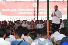 Pemerintahan Jokowi siapkan dana desa Rp400 triliun hingga 2024