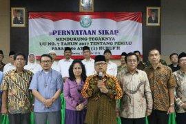 Tokoh Agama Di Banten Deklarasikan Pemilu Damai