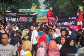 Serunya nyanyian politik untuk Jokowi dan Prabowo