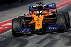 Norris kembali nantikan momen pertarungan dengan  Lewis Hamilton