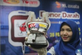XL Axiata - YOAM gelar donor darah di Medan