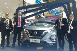 Nissan perkenalkan All New Nissan Livina dan Serena di Medan
