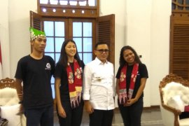 Pemkab Banyuwangi Kolaborasi dengan Produsen Souvenir Asian Games