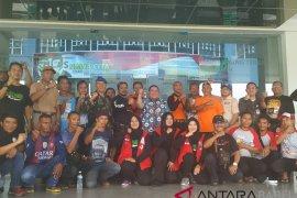 IKT bantu 1.050 baju jalan santai tsunami Lampung