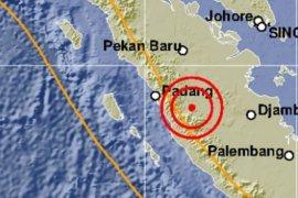 BPBD Jambi: di Provinsi Jambi tidak ada kerusakan dampak gempa Sumbar