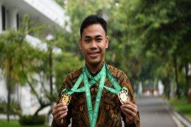 Eko Yuli Irawan belum mampu  dongkrak poin ke Olimpiade 2020