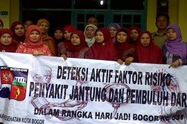 Ayo ke Posbindu PTM di Kota Bogor....
