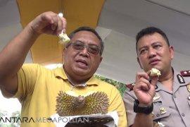 Durian dijadikan ikon Kabupaten Sukabumi