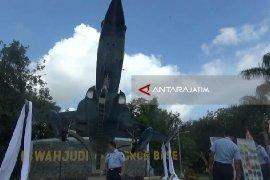 KSAU Resmikan Monumen Pesawat Tempur F-5 di Lanud Iswahjudi Magetan