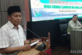 Sekda Tamzil terpilih sebagai ketua umum Dewan Kesenian Kabupaten HST