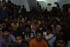 Imigran gelap asal Bangladesh diangkut pada malam Imlek