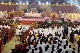Duta Besar Vatikan pimpin penahbisan Uskup Agung Medan