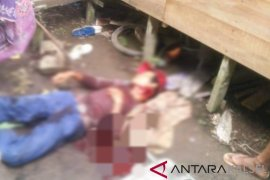 Seorang laki-laki di HST tewas ditombak