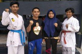 Atlet Karate Balangan Berhasil Masuk Tim Forki Kalsel