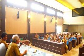 Pejabat Sekda Batola gelar konsolidasi