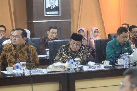 Rapat bersama Mentan, Fachrori sampaikan upaya Jambi perkuat harga karet