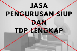 DPMPTSP Karawang sudah tidak melayani SIUP dan TDP