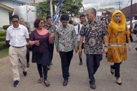 Kunjungan Menteri KKP di Trenggalek