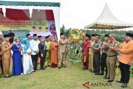 Bupati Serdang Bedagai resmikan STQ Kecamatan Tebing Tinggi