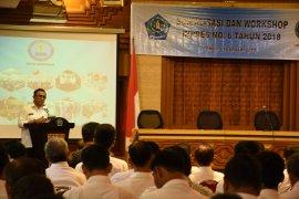 BNN Denpasar lakukan sosialisasi  P4GN