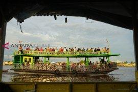 Wisata Air Sungai Kapuas Pontianak
