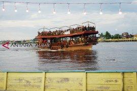 Pontianak jadikan Sungai Kapuas wajah terdepan pariwisata