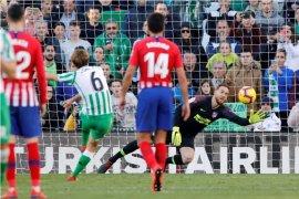 Laga perdana Morata bersama Atletico harus nyerah 0-1 atas Betis