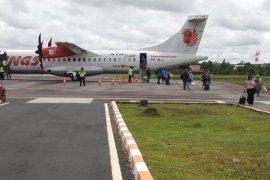 Aktivitas penerbangan di Putussibau sudah pulih