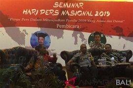 Kapolrestabes Surabaya harapkan pers jadi verifikator hoaks