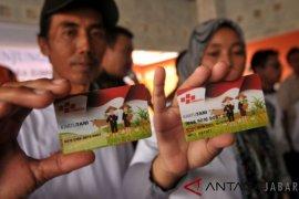 80 ribu Kartu Tani di Cianjur belum bisa digunakan