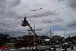 Rejang Lebong butuh 15.000 titik lampu jalan