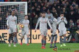 Liverpool hanya berjarak 3 poin dari City setelah ditahan imbang West Ham