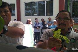 """BKP Kelas II Cilegon """"Launching"""" Obor Pangan Lestari"""